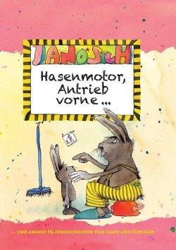 Janosch – Hasenmotor, Antrieb vorne