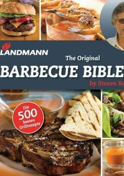 Landmann Grill - The Original Barbecue Bible