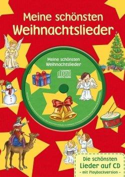 Meine schönsten Weihnachtslieder mit CD