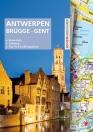 GO VISTA Plus: Reiseführer Antwerpen, Brügge, Gent