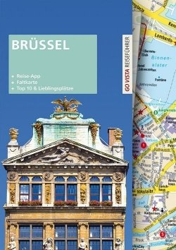 GO VISTA Plus: Reiseführer Brüssel