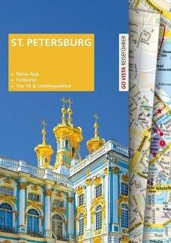 GO VISTA Plus: Reiseführer St. Petersburg
