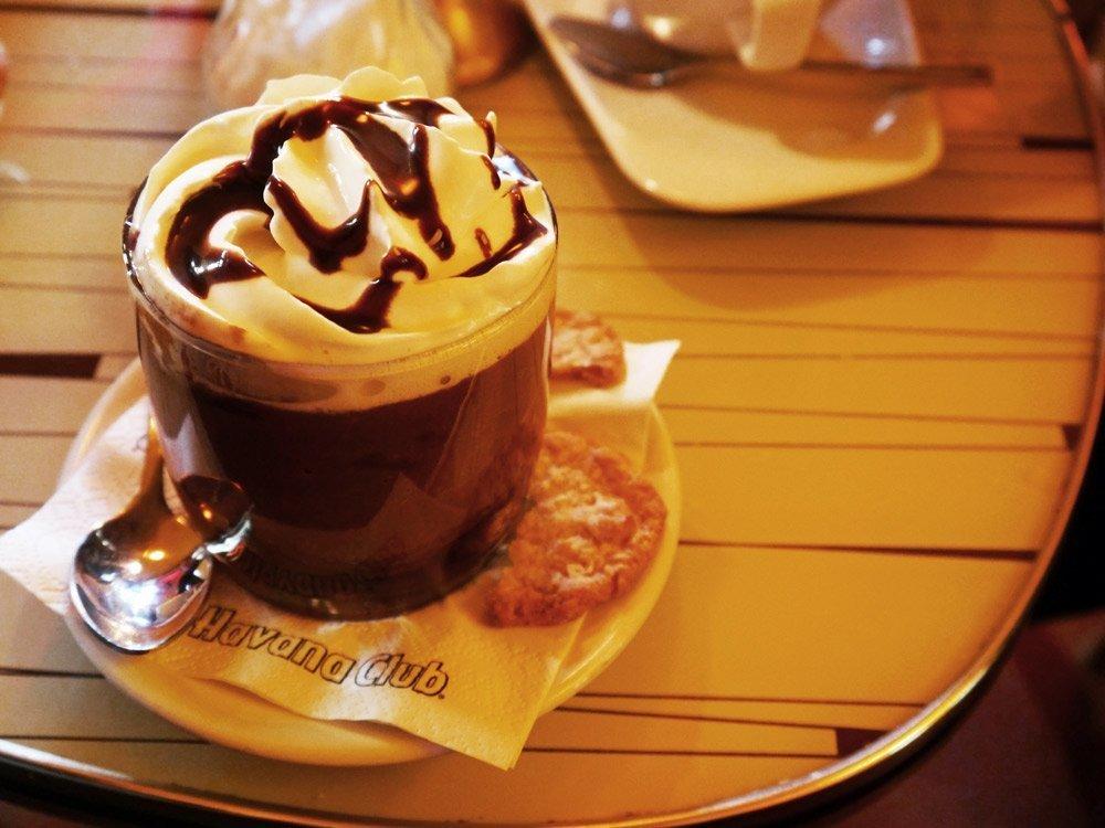 Süße Sünde: Heiße Schokolade in der Schokoladenbar, Alaunstraße 68, 01099 Dresden-Neustadt