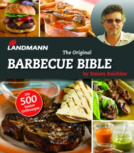 Landmann Barbecue Bible