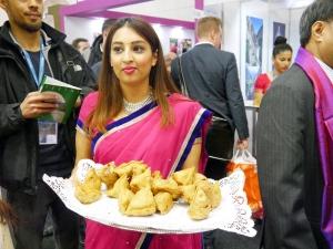 Indisches Flair auf der ITB