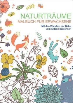 Malen und entspannen: Naturträume
