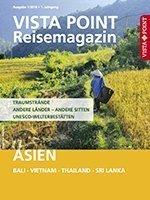 VISTA POINT Reisemagazin Asien
