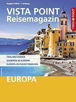 VISTA POINT Reisemagazin Europa