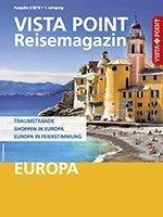VISTA POINT Reisemagazin Europa