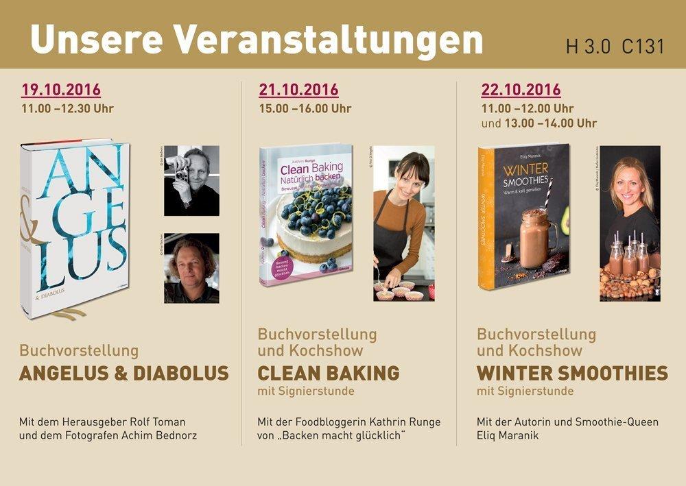 Veranstaltungen Frankfurter Buchmesse