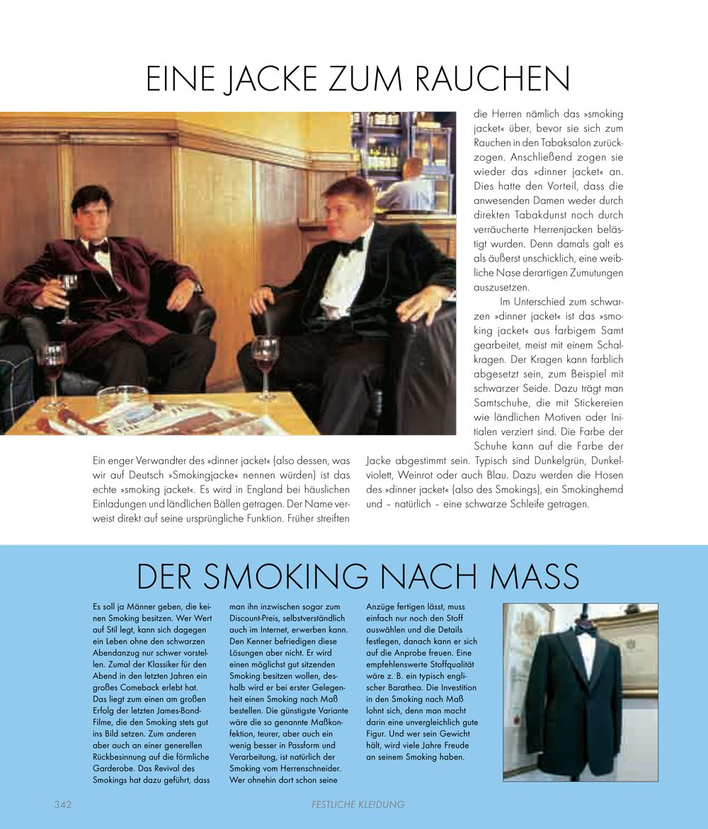 Der Smoking