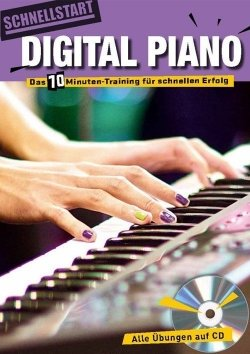 Schnellstart Digital Piano