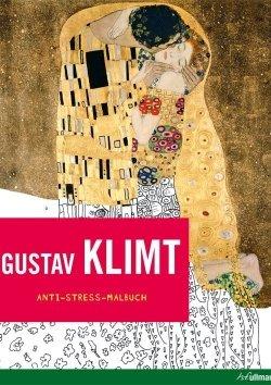 Anti-Stress-Malbuch: Gustav Klimt