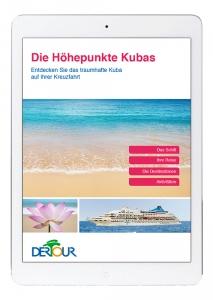 E-Book Kuba-Kreuzfahrt