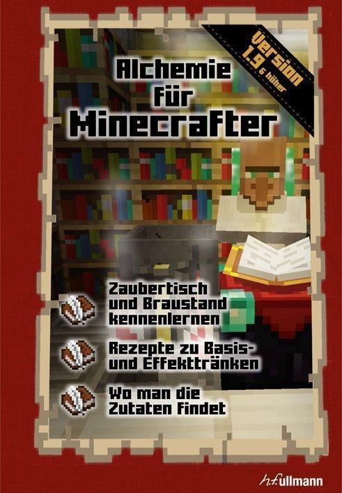 Minecraft - Alchemie für Minecrafter