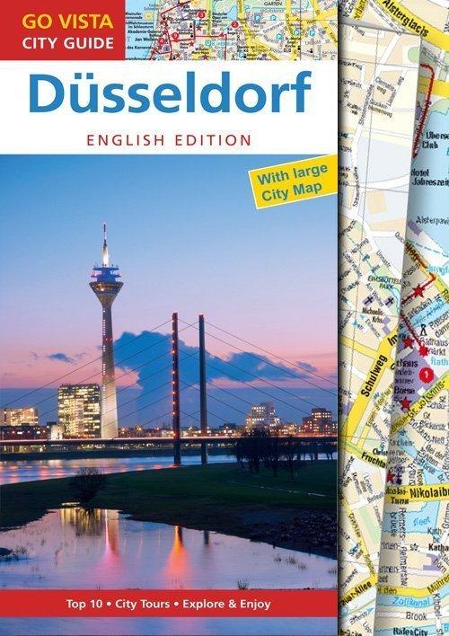 GO VISTA: Reiseführer Düsseldorf - English Edition