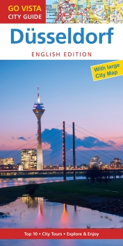 GO VISTA: City Guide Düsseldorf – English Edition