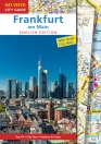 GO VISTA: City Guide Frankrfurt - English Edition