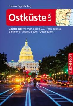 Ostküste USA – VISTA POINT Reiseführer Reisen Tag für Tag