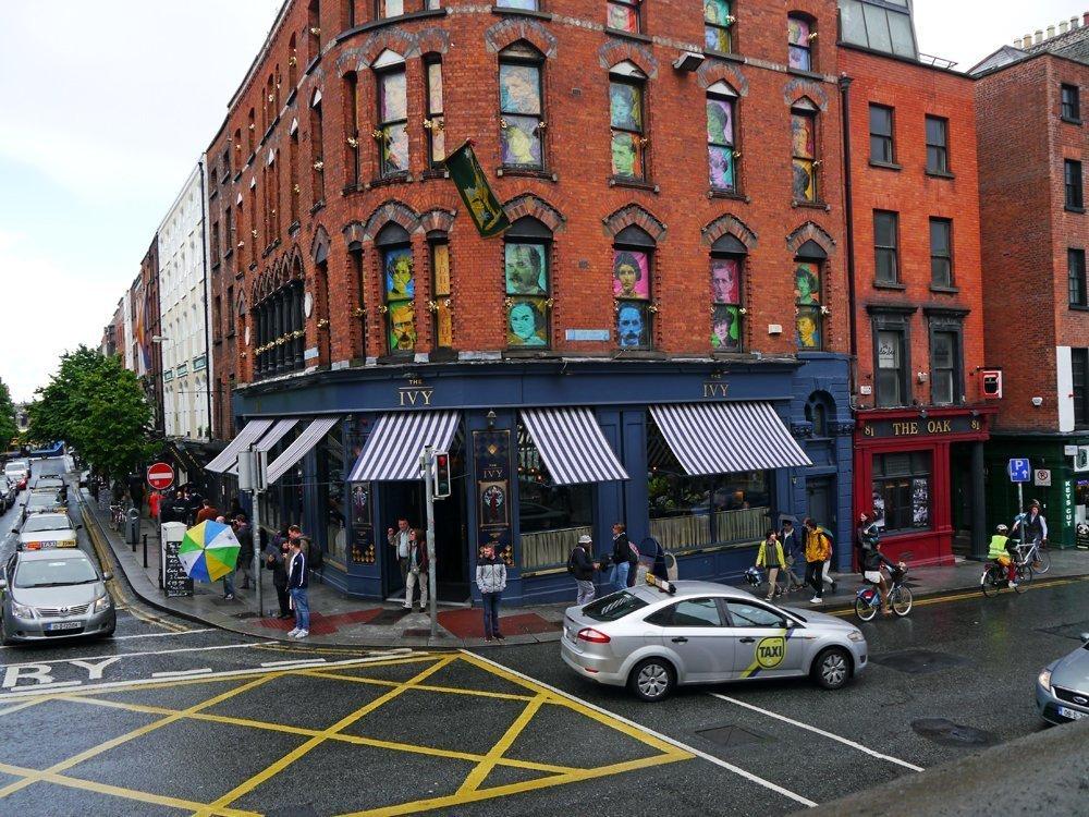Stadtleben in Irlands Metropole Dublin