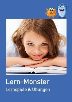 Online-Welt: Lern-Monster Lernspiele und Übungen