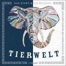 Night and Day Malbuch - Tierwelt