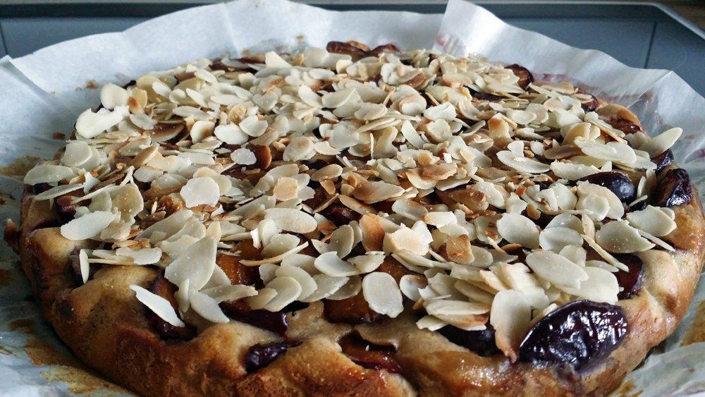 Pflaumenkuchen aus Clean Baking