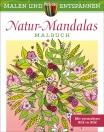 Malen und entspannen: Natur-Mandals