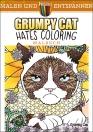 Malen und entspannen: Grumpy Cat Hates Coloring
