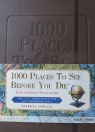 1000 Places To See Before You Die - Geschenkausgabe