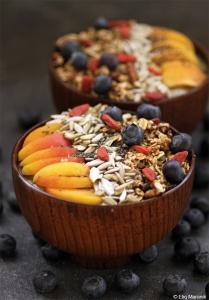 Gesund, lecker und perfekt für's Frühstück: Smoothie Bowls