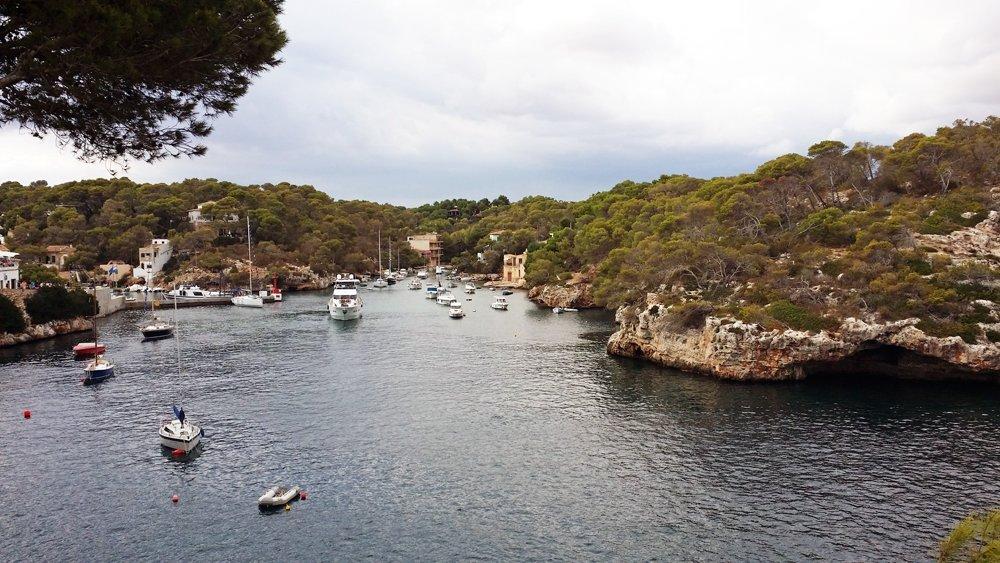 Tolles Ausflugsziel auf Mallorca: Der Hafen von Cala Figuera