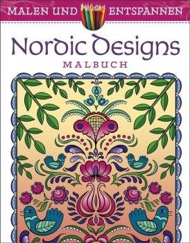 Malen und entspannen: Nordic Designs
