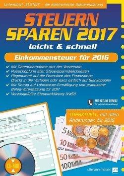 Steuern sparen 2017 leicht & schnell