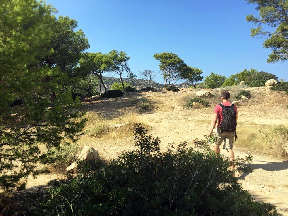 Wandern in einem der schönsten Naturreservaten der Insel Mallorca: La Trapa