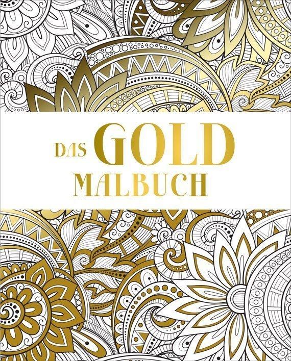 Das Gold Malbuch - Buch online kaufen - Ullmann Medien