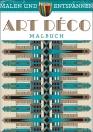 Malen und entspannen: Art Déco