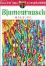 Malen und entspannen: Blumenrausch