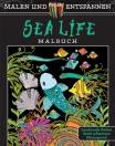 Malen und entspannen: Sea Life