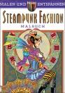Malen und entspannen: Steampunk Fashion