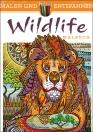 Malen und entspannen: Wildlife