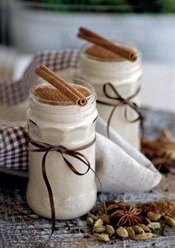 Pfefferkuchen-Smoothie