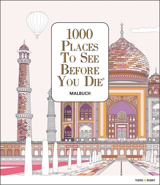 1000 Places To See Before You Die - Malbuch - Buch online kaufen ...