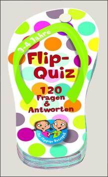 Flip-Quiz: 3-4 Jahre