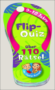 Flip-Quiz: 9-10 Jahre