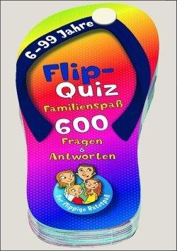 Flip-Quiz-Familienspaß: 6-99 Jahre