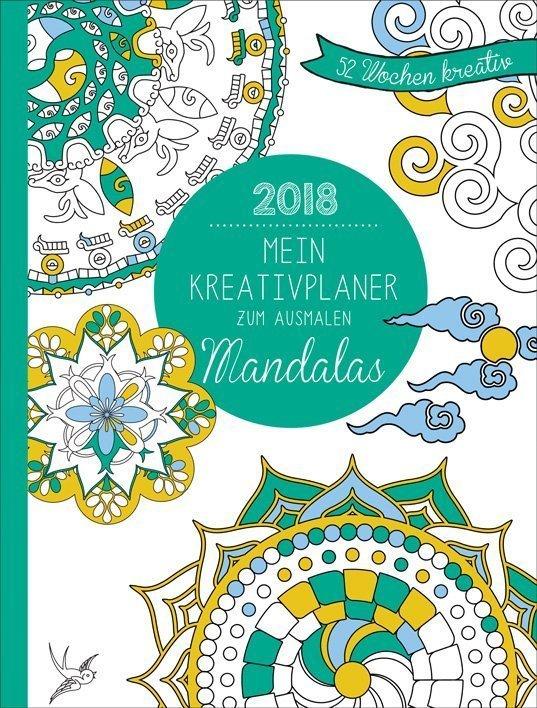 Kreative Mandalas Zum Ausmalen Ullmann Medien