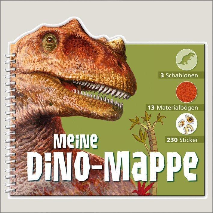 Meine Dino-Mappe
