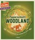 Papierschnitt - Woodland