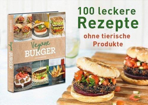 Vegane Burger - Gesunde Fastfood Rezepte